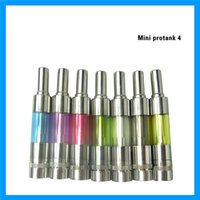 Wholesale High quality MINI AREO protank replaceable atomizing core large smoke airflow control seven color green and environmental
