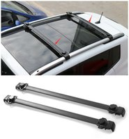 Wholesale Aluminum Car luggage rack for Jeep Renegade Black