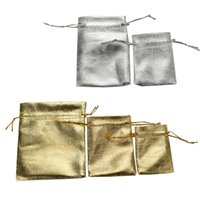 Wholesale Wedding Decoration Organza Bag Favor Jewelry Packaging Goodie Gifts Pouch Drawing For Party Candy Bag Display