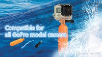 Wholesale pic Diving Accessories Underwater Buoyancy Selfie Stick Surfing for GoPro Model Hero3 Sporting Camera