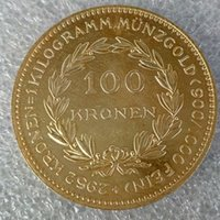 antique gold coins prices - Italy Kronen Gold Copy Coins Promotion Cheap Factory Price nice home Accessories Silver Coins
