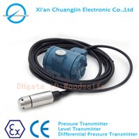 Wholesale Diesel oil level meter Input type diesel oil tank liquid level transmitter Oil level sensor output mA