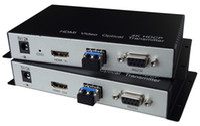 Wholesale 4K HDMI Fiber Optic Transmitter and Receiver UHD D video LC fiber converter