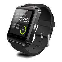 android technology - u8 smart watch buletooth call watch wrist DZ09 GT08 pedometer remote cameras wearable technology for Android IOS iphone
