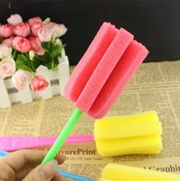 Wholesale Candy Sponge Cup Brush Clean Brush Easy Cup Brush Easy Durable Cup Brush Brush Brush Without Packing