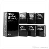 Wholesale Cards Against Humanities AU US UK Basic Edition Plus Expansion Set Cards of Humanity