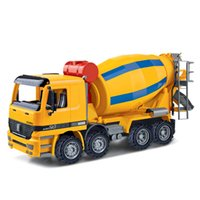 big engineering - Cement mixers Children s inertial truck the simulation engineering toys the best gift for children No