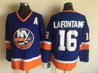50e 2017 Stadium Series Premier New York Islanders Marty Reasoner # 16 Frans Nielsen # 51 Al Montoya # 35 Brian Rolston # 11 Maillots de hockey