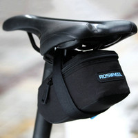 Wholesale ROSWHEEL bicycle bag bike Saddle bag bike accessories bycicle accessories bisiklet aksesuar