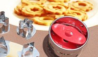 bear cookies - Fashion Hot Set Flower Star bear Shape Vegetable Fruit Cutter Mold Mould Slicer Stainless Steel cake cookie sushi biscuit food