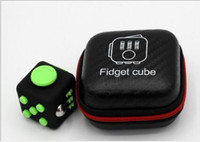american tool box - 2017 New Hot Fidget cube Box the world s first American original decompression anxiety Toys