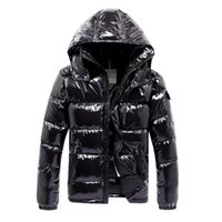 Wholesale Men Casual Down Jacket MAYA Down Coats Mens Outdoor Fur Collar Warm Feather dress Winter Coat outwear outer wear JACKETS