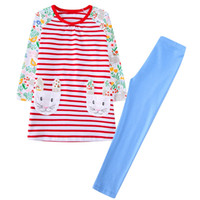 baby clothes designer brands - Girls Clothes Baby Clothes Toddler Girl Clothing Sets Spring Clothing Tops Pants Designer Kids Clothes Girls Outfit