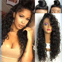Wholesale Lace Front Human Hair Wigs Brazilian Kinky Curly Full Lace Human Hair Wigs A Pre Plucked Lace Front Wigs For Black Women