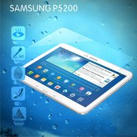Wholesale Samsung Tab P5210 P5200 P5220 TPU nano explosion proof screen protective film Impact resistant scratch resistant H hardness