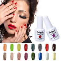 Wholesale FairyGlo ml Gelpolish Choose Any Color From Colors Nail Gel Polish Soak Off Long Lasting Vernis Gel UV Led Manicure Gels