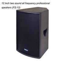 best power speaker - Best quality Power speaker channel W professional karaoke inch W main expansion full range professional speakers FS