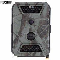 Caméra de chasse S680 940NM Scoutisme Nouvelle caméra infrarouge à cames infrarouge CMOS de 12 MP CMOS Caméra de chasse infrarouge LCD TFT 2,0