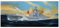 Wholesale ship assembly model Russian navy quot Kirov quot class quot Peter the Great quot cruiser warship assembly model