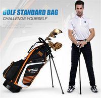 Wholesale Golf ball bag support gun bag golf bag portable version PGM golf ball bag golf gun pack Golf Waistpack Fanny waistbag
