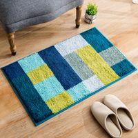 Wholesale Geometric Arts Pattern Area Rugs Carpet Soft Door Mats Living Room Parlor Floor Rugs Doormats Home Decor x cm x80cm
