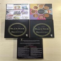 best brands of makeup - Best Faced Makeup The Little Black Book Of Bronzers Collection too Brand Blush Cheek Highlighter Cosmestics Palette for Christmas Gift