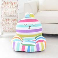 Wholesale 2016 Retail Cartoon Home Baby tatami children s lazy small sofa seat stool kindergarten layout single washable