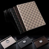 Wholesale 360 Degree Rotating Leather Smart Case Cover For Apple iPad mini Air Pro
