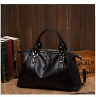 Wholesale Ladies handbags joker of new fund of autumn winters is inclined shoulder bag handbag in Boston leisure mother single shoulder bag on s