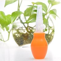 Wholesale New Born Baby Safety Nose Cleaner Vacuum Suction Nasal Aspirator