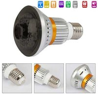 Wholesale 881M MIRROR WiFi AP HD960P P2P H IP Network Surveillance Camera Degree Viewing Angle IR LEDs with Bulb Lighting