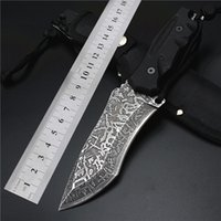 Cheap Hot Sale Navajas New 2016 High Quality Outdoor Self-defense Field Hardness Leggings Saber Wilderness Survival Fruit Knife Small Straight
