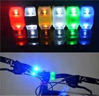 bicycling equipment - Bicycle Light Mountain Tail Lights Silicone Lamps Frog Lights Six Generations Lamp Riding Equipment Bicycles Accessories Colorful Firm