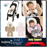 baby body warmers - JJ COLE Reversible Baby Body Support Compliance Warm Use In Car Seat Stroller Body Support Cushions