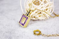 Wholesale In the new sweater chain deserve to act the role of perfume bottles sweater chain classic joker