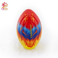 Wholesale Kids PU Rugby ball educational sports toy degree full colorful children gifts