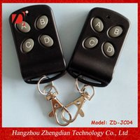 Wholesale mhz Auto scan Multi Frequency Universal Remote Control Replacement For Gate Garage Doors Transmitter