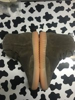 Wholesale 2016 Boost Kanye Sneakers Boots Shoes Mens and women s pure boost Basketball Shoes high Running Sports Shoee