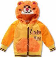 Wholesale Boys Hoodies Winter Thick Newest Sweatshirts Fleece Warmer Girl s Coats Hooded Jackets Children s Coat XC915H