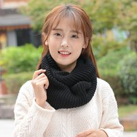 Wholesale Korean version of the scarf winter lady South Korea wild long paragraph thick section of autumn and winter warm fashion collar