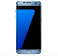 S7 borde Curvado pantalla 4G LTE MTK6592 Octa Core 64Bit Android 6.0 Smartphone 3G RAM 64G ROM Teléfonos celulares Coral azul