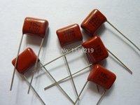 Wholesale CBB capacitor V J uF nF P10 CL21 Metallized Polypropylene Film Capacitor