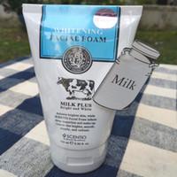 Unisex acne gel cleanser - Whitening Facial Foam Cleanser Essence Cleansing Cream Gel Clean Pores Whitening Moisturizing Face Care Oil control Milk Skin Care Hydrating