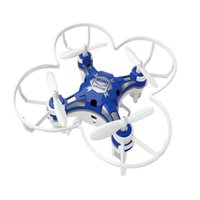 Wholesale Newest FQ777 MINI DRONE CH AXIS GYRO RC QUADCOPTER Switchable Controller RTF UAV RC Helicopter Toys Mini Drones Gift Present