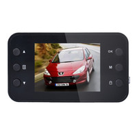 Wholesale High Quality New Arrival quot LCD Full HD P Car DVR Vehicle Camera Video Recorder