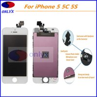 Wholesale Best For iPhone C S LCD Display Touch Screens Digitizer Full Assemble Replacement Parts DHL