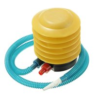 bellows air pump - New Balloon Swimming Ring Yoga Ball Mattress Inflatable Toy Foot Bellow Air Pump