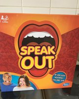 Wholesale HOT SPEAK OUT Talking about the game s most popular game card on human fun party game cake