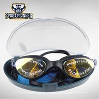 Wholesale Adult swim goggle Sports goggle Silicone goggle