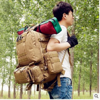 Wholesale Manufacturers custom high quality outdoor sports backpack Nylon tactics and equipment
